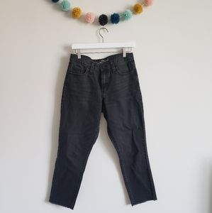 Universal Thread cropped straight jeans